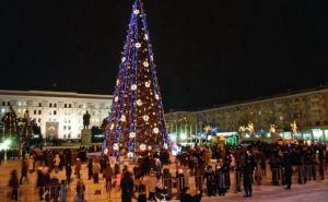 Полиция Луганска обеспечит безопасность граждан во время празднования Нового года