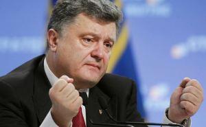 Рейтинг Порошенко упал более чем вдвое. —Соцопрос