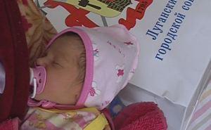 В праздничные дни в Луганске родилось 38 детей