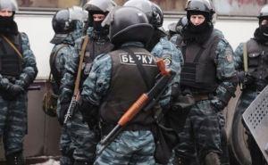 В самопровозглашенной ЛНР объявили набор на службу в «Беркут»
