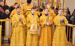 На Рождество в храмах Луганска пройдут праздничные богослужения