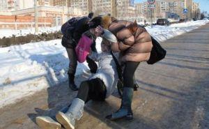 От плюса к минусу. К вечеру Харьков превратится в каток