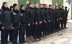 «Азов» начал патрулировать Харьков