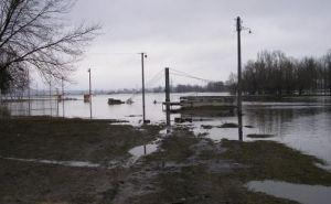 В связи с оттепелью вода в Северском Донце может подняться до метра