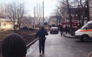 Квартал Южный в Луганске попал под обстрел. —Соцсети (фото)