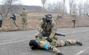 Под Харьковом прошли масштабные военные учения