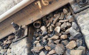 В Донецкой области предотвратили теракт на железной дороге (фото, видео)