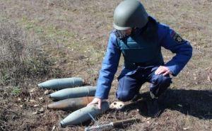 В самопровозглашенной ЛНР продолжается разминирование сельхозугодий (фото)