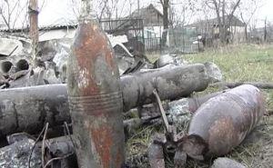 В Георгиевке под завалами школьной котельной обнаружили 18 снарядов (фото)