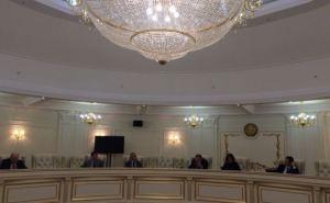 В Минске почтили память погибших в Ростове и Брюсселе