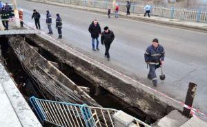 На строительство путепровода в Луганске выделили 48 млн рублей