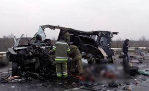 Полтавская полиция идентифицировала всех погибших в ДТП жителей Луганской области