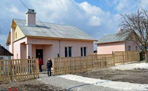В Иловайске 32 семьи получили ключи от новых домов, построенных взамен разрушенных войной