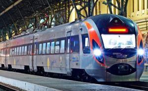 Поезд «Интресити» Харьков— Киев будет ходить до конца месяца