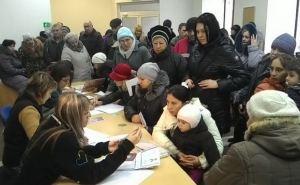 В ООН выделили Харьковской области пять миллионов гривен на помощь переселенцам