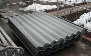 В Луганске продолжается выдача стройматериалов жителям пострадавших домов