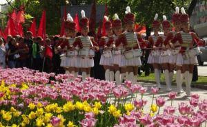 В Луганске 1мая пройдет парад трудовых коллективов