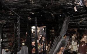 Три частных дома полностью уничтожены пожаром в результате обстрела севера Горловки. —МЧС ДНР