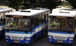 Маршруты движения общественного транспорта в Луганске на Пасху