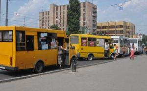На пасхальные праздники маршрутки в Луганске будут ходить до 20:00
