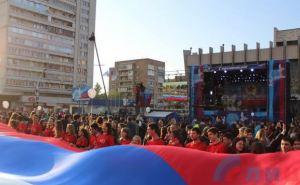 В Луганске с размахом отметили вторую годовщину провозглашения ЛНР (фото)