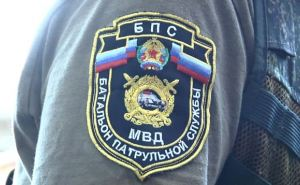 В Луганске задержали пьяного мужчину, который нападал на прохожих с ножом