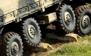 В Луганской области состоится пробег раритетных военных автомобилей