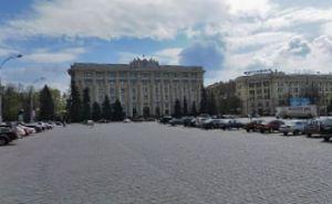 В Харькове 9мая перекроют площадь Свободы и Белгородское шоссе