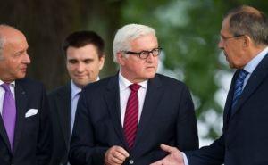 В Берлине началось заседание глав МИД «нормандской четверки» по Донбассу