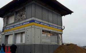 На Донбассе снова работает тяжелое вооружение