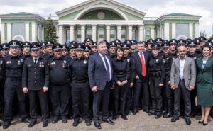 В Луганской области начала работать новая патрульная полиция (фото)