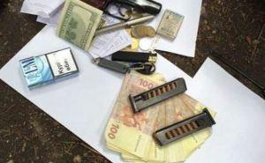 Под Харьковом за взятку задержан работник военкомата