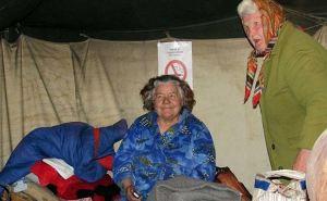 Северодонецкие спасатели приютили 65 человек в пунктах переселенцев (фото)
