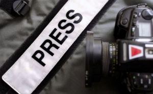 В Харькове напали на киевских журналистов