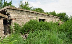 В Луганске обнаружили тайник с боеприпасами (фото)