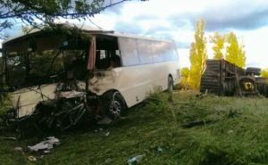 Подробности ДТП в Лисичанске: пострадали 7 человек (фото)