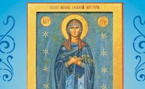 Крестный ход в честь Луганской иконы Божией Матери пройдет 14июня