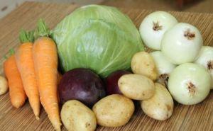 В самопровозглашенной ЛНР снизились цены на картофель, капусту и свеклу