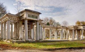 В Луганске хотят возродить парк имени Горького