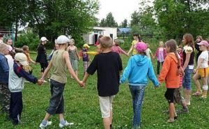 В Луганске возобновит работу лагерь «Веселые ребята»