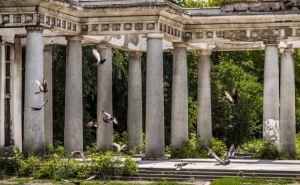 В Луганске благоустроили часть парка имени Горького