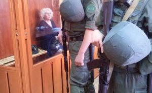 Судебное заседание по делу Штепы проходит под усиленной охраной