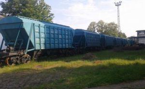 Попаснянский вагоноремонтный завод простаивает без заказов из-за АТО