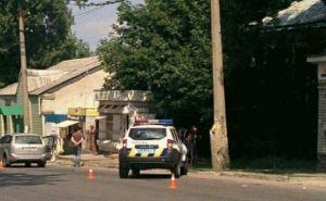 В Лисичанске водитель иномарки сбил 6-летнего мальчика