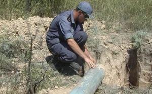 На территории Луганского патронного завода обнаружили боеприпас «Урагана» (фото)