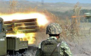 На Донбассе снова заряжают  «Грады». —СММ ОБСЕ
