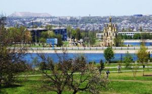 Вокруг Алчевска хотят создать «зеленый пояс»