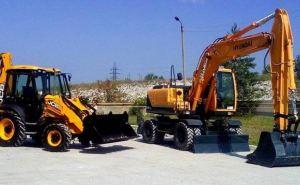 В Луганской области приобрели новую технику для ремонта водных сетей (фото)