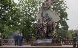 В Луганске за два года появилось 8 новых монументов