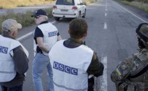 Военные ВСУ в Луганской области угрожали наблюдателям ОБСЕ. —СММ ОБСЕ